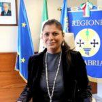 AMA Onoranze Funebri Roma saluta la presidente Jole Santelli