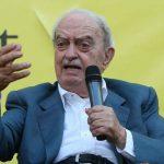 AMA Onoranze Funebri Roma ricorda il parlamentare Emanuele Macaluso