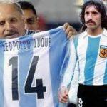 AMA Onoranze Funebri Roma ricorda l'ex calciatore Leopoldo Luque